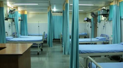 25 Bedded Running Polyclinic & ICU For Lease In Satara -2647