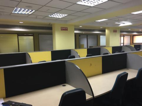 400 SEATS RUNNING BPO CALL CENTER FOR LEASE IN UDYOG VIHAR