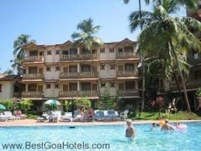 550 SQ.MT 4 STAR HOTEL IN GOA
