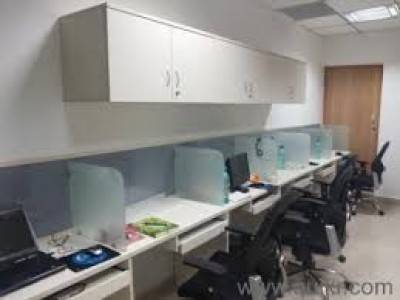 2500 SQ.FT. OFFICE SPACE AVAILABLE FOR LEASE FULLY FURNISHED