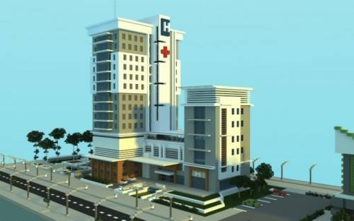 HOSPITAL FOR SALE IN GR. NOIDA